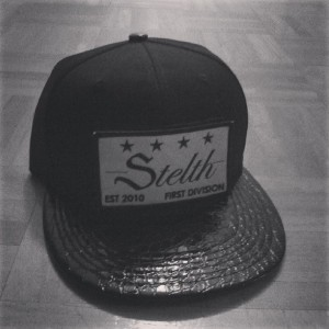 stelth divsion hat