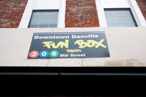 Fun box boards