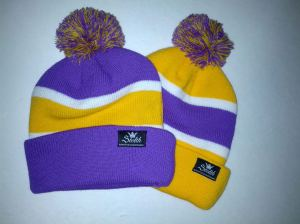 purple opts beanies