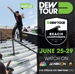 anthony shetler dew tour