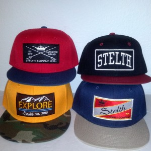 stelth 4 hat giveaway
