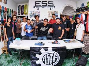 exclusive sk8shop