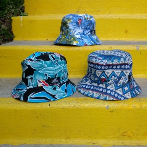 stelth bucket hats