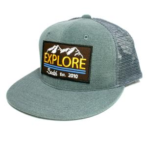 explore mesh cap