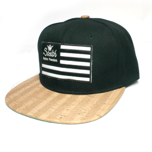 flag wood brim